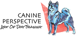 Dog Training With Canine Perspective, Inc. Logo